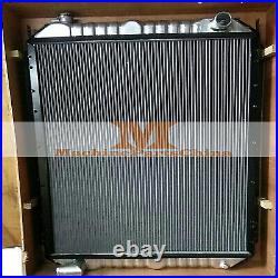 Water Radiator 4286102 For Hitachi Excavator EX220-2 EX220-3 John Deere 790ELC