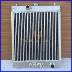 Water Tank Radiator Core ASS'Y 4434315 For John Deere 50D 50C Excavator