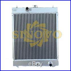 Water Tank Radiator Core ASS'Y 4434315 for John Deere Excavator 50D 50C
