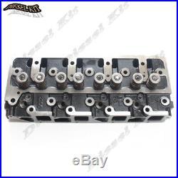 Yanmar 4TNE98 Cylinder Head Assy' 72990011100 72990311100 For Forklift Excavator