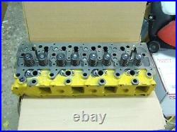 Yanmar cylinder head assembly 4TN100, bolt on assembly from John Deere